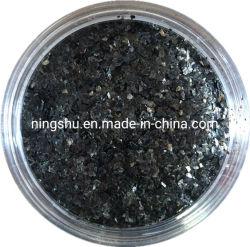Kleur-Fast, UV-stabiel Black Mica voor epoxy, Polyaspartisch, Polyureum, Urethaan Flooring Project