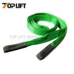 En1492-1 1ton zu Riemen-flachem Material-Riemen des Polyester-24ton anhebendem