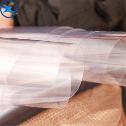 Hoja de Pet transparente Films Pet Rollos para moldes de plástico