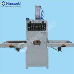 صندوق طي حزمة الأجهزة صندوق تشكيل ماكينة البلاستيك HF PVC صندوق الصنع / البلاستيك واضحة مربع شمعة مصنع الجملة