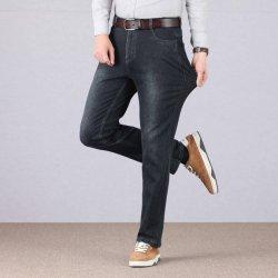 De hete Broeken van de van Bedrijfs epusen van de Verkoop van de Katoenen van de Manier van Mensen Kleren Jeans van het Denim