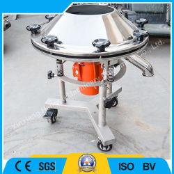 Strong силу вибрации сепаратора сита для фильтрации жидкости