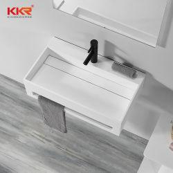 حمام سطح صلب أوعية مفردة مع مناشف
