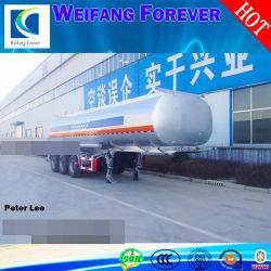 Навсегда 3 моста прицепа с шаровой головкой 40МУП нефтяного танкера топлива для продажи