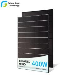 가정용으로 사용할 수 있는 중첩 단결정 전력 1000W 300W 500W 400W Energy Solar Panel 가격 10kW 셀