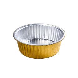 Bandeja de bolo descartáveis da placa de lâmina de estanho folha a folha de alumínio pratos de estanho Placa Pizza Chapa de alumínio Placa de churrasco