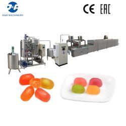 Colorful Jelly bonbons Dépots ligne bonbons Cooker Machine de formage