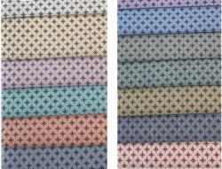 Tessuto personalizzare il tessuto stampato cotone per la camicia casuale