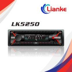 Настраиваемые всеобщей автомобильной аудиосистемы с неподвижной панели поддерживают USB SD Aux