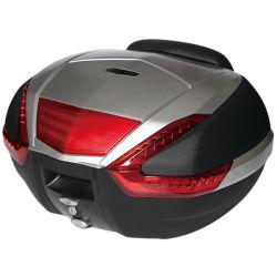 Мотоцикла высшего качества багажа в салоне Мотоцикл в верхней части корпуса для мотоциклов