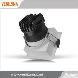 Veneznaの屋内照明の製品LEDの天井によって引込められる軽いIP44クリー族の穂軸LED Downlight