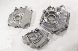 L'aluminium moulé sous pression, raccord pneumatique de couvercle de l'outil