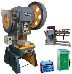 J23-40t C Rahmen-mechanische Presse-Fabrik mit großer Geschwindigkeit