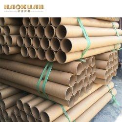 포장 산업에 적용되는 종이 코어 및 튜브