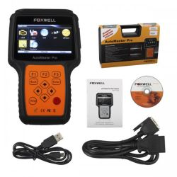 Foxwell Nt642 Automaster PRO European-Makes все системы++ АСТ масла сканера