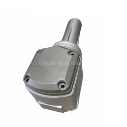 Iso9001 Aangepaste Behuizing Van Roestvrijstalen Zandgietmotor Uit China