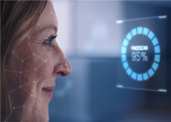 얼굴 인식 Algorithm   얼굴 ID 기술 주문 생물 측정 시스템 제품