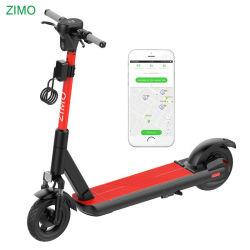 Cal Bird Fastwheel adulto 2G/4G Alquiler de GPS bloqueo mecánico de la batería intercambiable Scooter eléctrico compartir