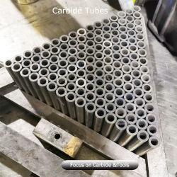 Gecementeerde dunwandige Tungsten Carbide-buizen