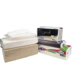 100% нового древесной целлюлозы дружественных мягкая упаковка ткани для распознавания лиц