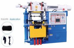 Horizontal entièrement automatique Machine de moulage par injection en caoutchouc de silicone (FILO)