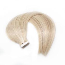 Cinta de rubia Multi Remy Extensiones de Cabello Humano nº 27/613 de calidad superior el pelo de Peluquería no arroja ningún enredo No mayorista fábrica seco