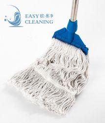 큰 크기 쉬운 청소 면 클립 Mop 죔쇠 Mop