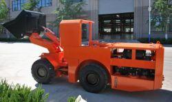 Exploitation minière souterraine d'entraînement de roue/diesel/Mini/hydraulique/écope Rock Mucking LHD Loader