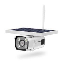 4G IP van de ZonneMacht van WiFi van de Veiligheid van het netwerk 2MP de Waterdichte Openlucht Digitale Camera van kabeltelevisie