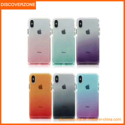 Новое высокое качество Anti-Shocked градиент чехол для мобильного телефона iPhone 11/Xs Max /Xr Apple сотовый телефон крышки