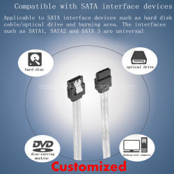 Van harde schijf 3.0 De Kabel van sata- Gegevens met de Prijs van de Fabriek