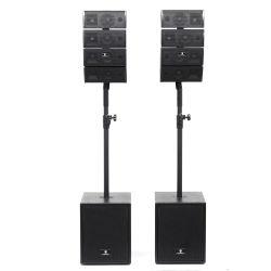Haute qualité Super intelligent Sound Box en laiton de baie de ligne de l'Orateur Intelligent haut-parleurs Chaîne hi-fi l'Orateur enceinte stéréo Home Cinéma