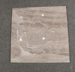 La porcellana ha lucidato le mattonelle di pavimento grige non lustrate di slittamento