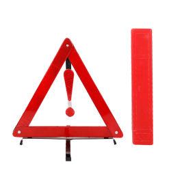 Triffic dobrável Kit de Emergência Carro refletivo triângulo de segurança do sinal de aviso