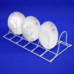 В таблице постоянных утюг стальная проволока держатель рамы кухонных плиты магазина розничной торговли зажимное приспособление для монтажа в стойку металла на дисплее