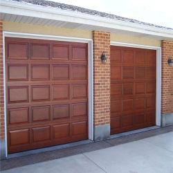 ホームのためのカスタマイズされた豪華なオーバーヘッド電気自動部門別のガレージのドア