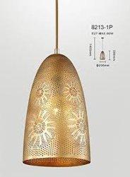 Artesanato de metal candeeiro de parede e lustre Lamp Shade quadros do Fio