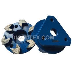 Diamant-Prägescherblock für Mosaik-Schleifer-Maschine Co 300