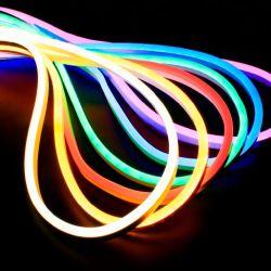 Resistente al agua IP67 Flex LED Neon Neon LED DE 12V de la Banda de Gaza
