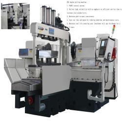 Duas faces fresadora CNC Cabeça Twin fresadora CNC Pricision termina fresadora CNC Máquina fresadora CNC comando CNC em Taiwan de CNC