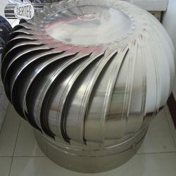 Крыша используемый вытяжной вентилятор ветра турбины с приводом от аппарата ИВЛ воздуха вентилятора на крыше