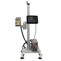 De Machine van de Codage van de vezel voor Datum MFG/Roestvrije Steel/Resistance