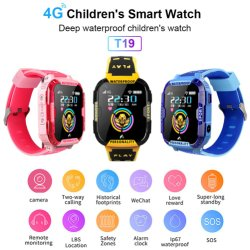 Heißer neuer Standort-intelligente Uhr der Freigabe-4G GPS für Kinder