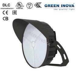 إضاءة عالية الضوء الرياضية في استاد LED لاستبدال ضوء HPS مع DLC UL CE CB ENEC EAC SAA PSE Nom (300 واط، 400 واط، 500 واط، 600 واط، 750 واط، 950 واط، 1200 واط)