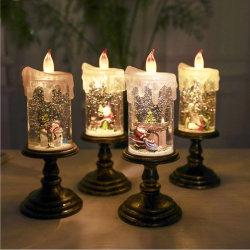 Светодиодные свечи Flameless индикатор свечи на Рождество и Хэллоуин