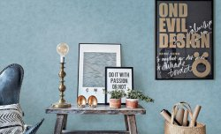 PVC 가정 Decoratiion를 위한 순수한 색깔 벽지 실내 장식 간단한 평야