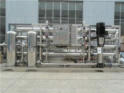 Volledig automatische omgekeerde osmose RO waterzuivering leverde water bottelen Vulmachine Waterfilter Zuivelmachine