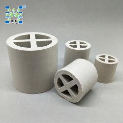 Химический упаковка керамические креста раздел кольцо для сушки, охлаждение в корпусе Tower