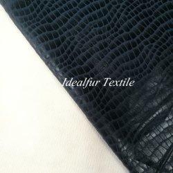 Синий поликлиновой замшей кожаный верх из синтетической кожи