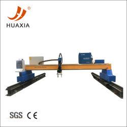 Bock CNC-Plasma Oxy Kraftstoff-Ausschnitt-Maschine für großen Fabrik-Gebrauch